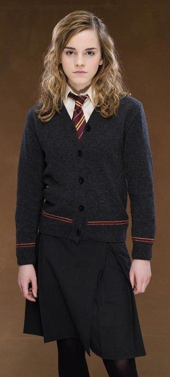 Hermione Granger Hogwarts Uniform                                                                                                                                                                                 More
