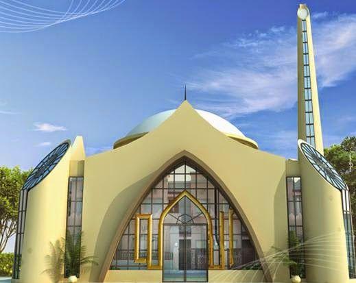 Chapal-Uptown-Karachi-Conceptual-View-Mosque