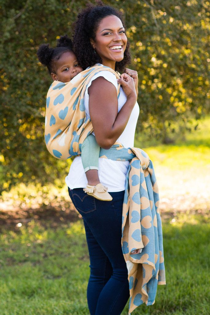 Tula Baby Carriers Tula Love Soleil Tula Woven Wrap
