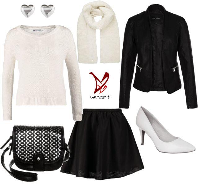 Per qualsiasi informazione, ecco l'articolo che parla di questo outfit: http://www.venor.it/outfit/3-outfit-low-cost-diverse-occasioni/