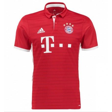 Camiseta Nueva del Bayern Munich Home 2017