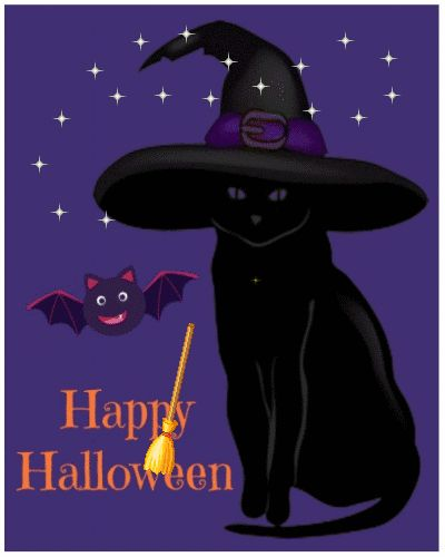 Image result for hallows animated images-witches