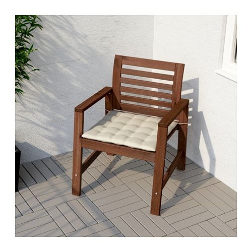 h ll chair pad outdoor beige moms balcony outdoor chairs rh pinterest com