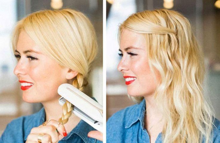 10 απίθανοι τρόποι για να φτιάξετε τα μαλλιά σας όταν δεν έχετε χρόνο