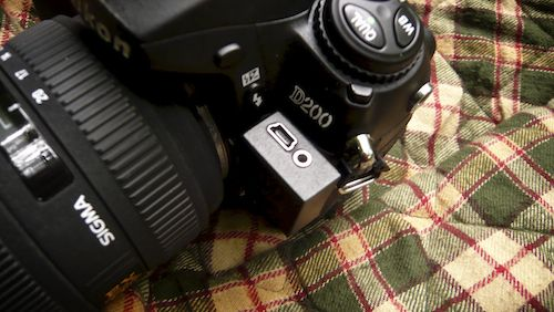 Foolography's Unleashed GPS geotagger for Nikon Nikon D200, D300, D300s, D700, D2X, D2Xs, D2Hs, D3, D3X, D3s, D4 and Fuji S5 Pro