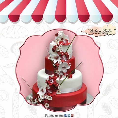 """Love is like good cake, you never know when its coming but you'd better eat it when it does!"""" For Order call us on : 9830247474 #Cakes #Cupcakes, #Pizza #Shakes #Coffee #BakeOCake"""