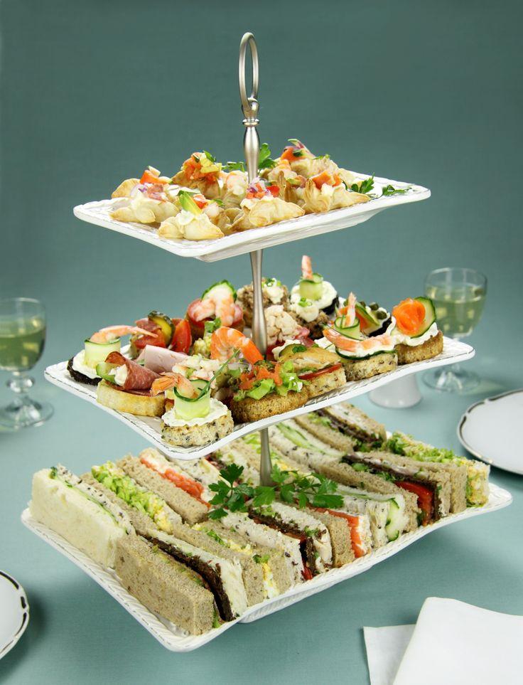 Inexpensive Wedding Reception Food   Finger food