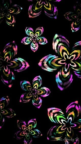 Flores.  Fondo de pantalla