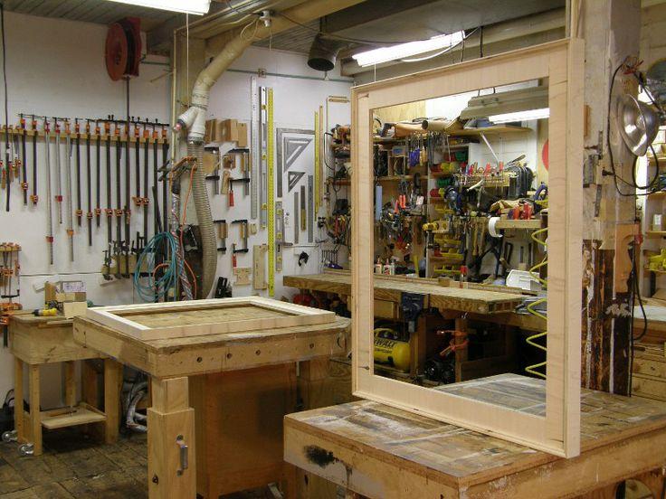 canavs stretcher frame professional vermont woodshop