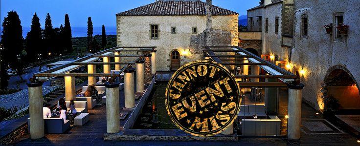 Για το δεύτερο τριήμερο FnL event μας,  δίνουμε ραντεβού στο πανέμορφο Kinsterna, ίσως το κορυφαίο ξενοδοχείο του είδους του, και εξερευνούμε τα δύο πρόσωπα της πολυτέλειας στο ιδανικό περιβάλλον, με κεντρικό χορηγό τον οίκο Moet Hennessy.