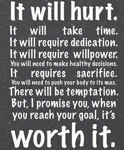 See ya at the finish line?  :)Fit, Remember This, Inspiration, Quotes, Motivation, So True, Worthit, Worth It, Weights Loss