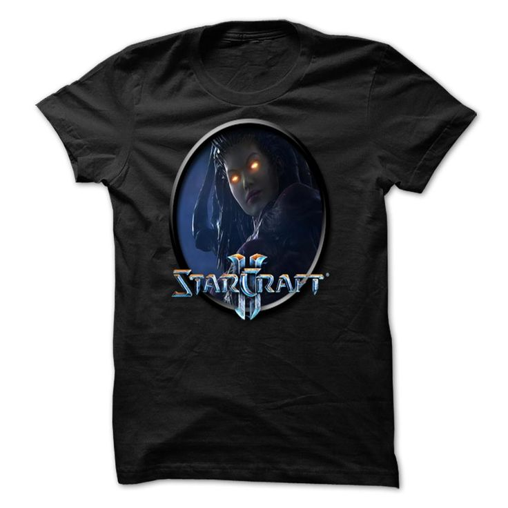 game starcraft 2 T-Shirts, Hoodies. BUY IT NOW ==► https://www.sunfrog.com/LifeStyle/game-starcraft-2-68393709-Guys.html?id=41382