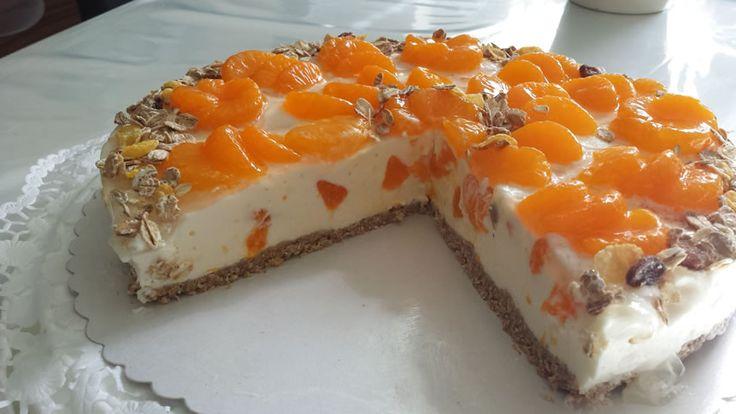 mandarinentorte mit m sli von www landhaus kuchen torten und dessert pinterest. Black Bedroom Furniture Sets. Home Design Ideas