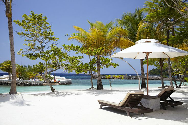 Beach Cabana Goldeneye | Jamaica | Destinations