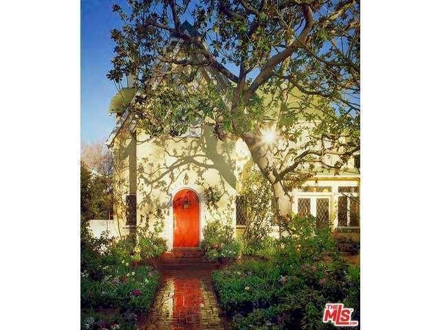 Europäisch-amerikanische Geschichte zu Verkaufen - das Anwesen von Salka Viertel, Santa Monica, CA