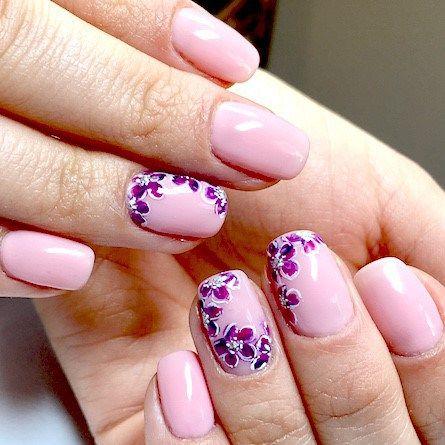 3498 summer nail art 2018