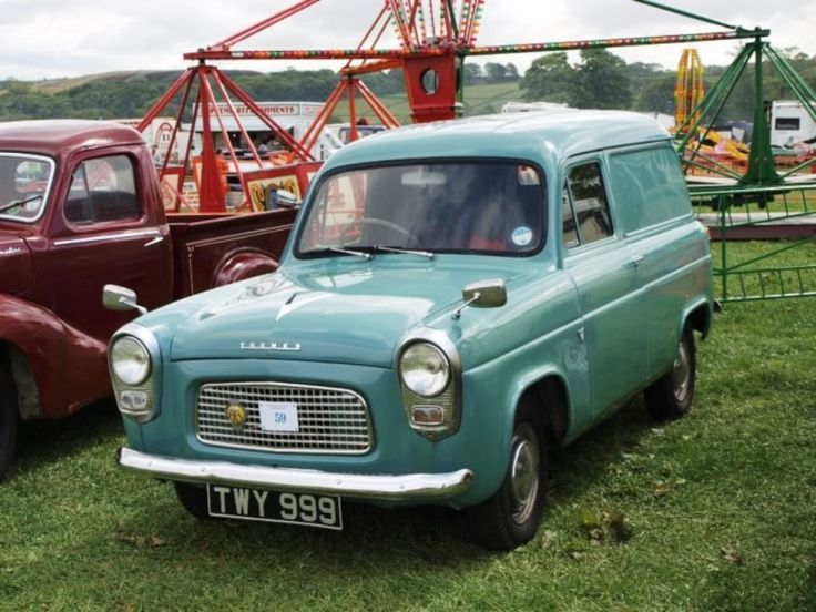 Ford Thames 300E & 60 best anglia images on Pinterest | Ford Vehicles and Cars ... markmcfarlin.com