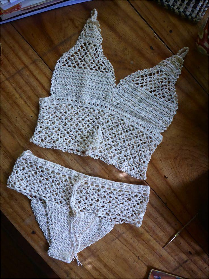 Ravelry: Touché Temptair Mini Camisole pattern by Fatima
