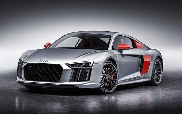 2018 Audi R8 Coupe Review: Specs and Prices