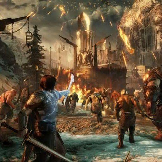 Talion regresa a patear traseros junto a su legión de orcos en Middle-earth: Shadow of War. Esperalo el 22 de agosto para PS4 Xbox One y PC. #MiddleEarth #ShafowofWar #ShadowofMordor #Talion #PS4 #XboxOne #PC #Gaming