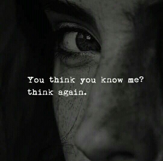 Think again..