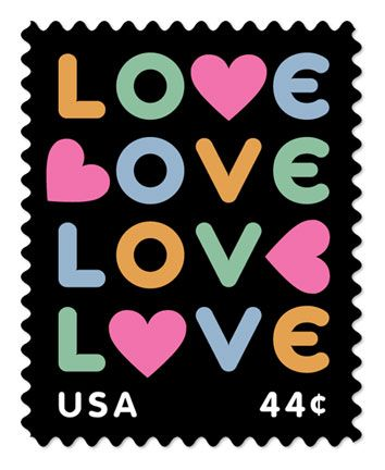 love postal stamps | this is a postage stamp i designed and submitted to the u s postal ...