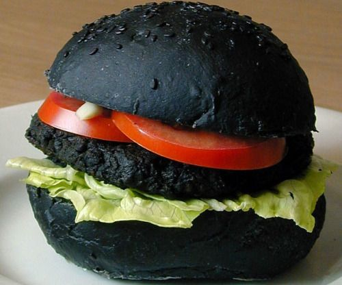 All Black Burgers  For those who love their burgers well done the all black burger is sure to hit the spot. With the use of bamboo charcoal youll be able to create delectable patties that look like they were burned to a crisp in the deepest and fieriest pits of hell.  $24.95  Check It Out  Awesome Sht You Can Buy
