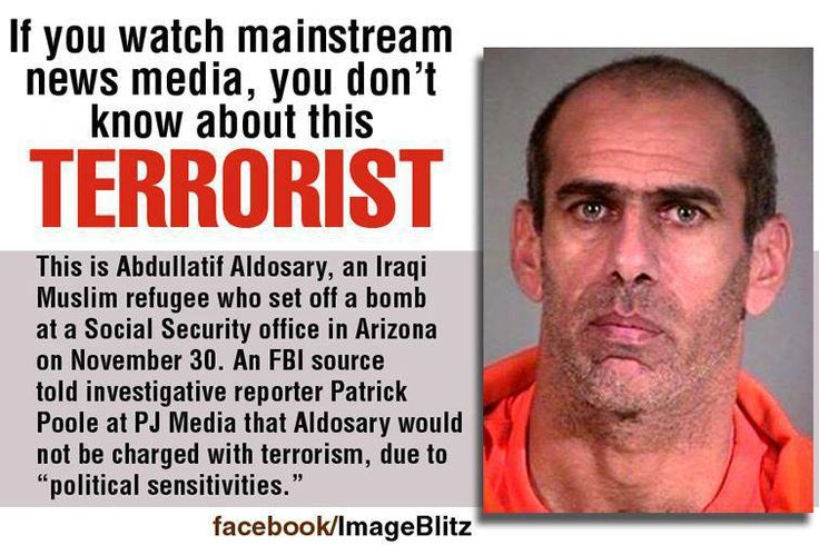 Oh, by the way, Nidal Hasan, the Fort Hood shooter, is STILL an Army Major and this Muslim terrorist is STILL drawing a paycheck.