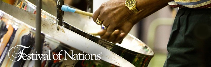 Musical performances from all over the world at the Festival of Nations, May 6-8, 2012.  RiverCentre, St. Paul. MN