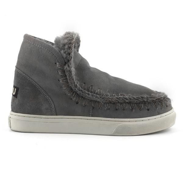 Mou Boots Mini Eskimo Sneaker Women Iron - MOU #mouboots #mousale #moubootssale #BlackFriday