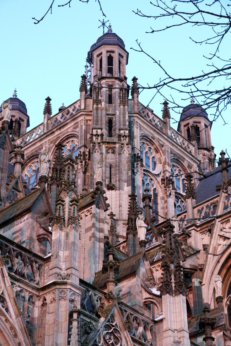 St. Jan, Den Bosch, Noord-Brabant.