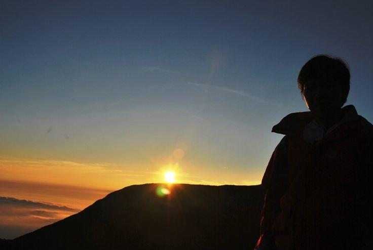 Me n sun rise