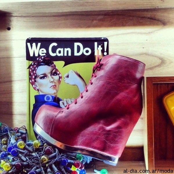 Zapatos y Zapatillas Muaa Invierno 2013