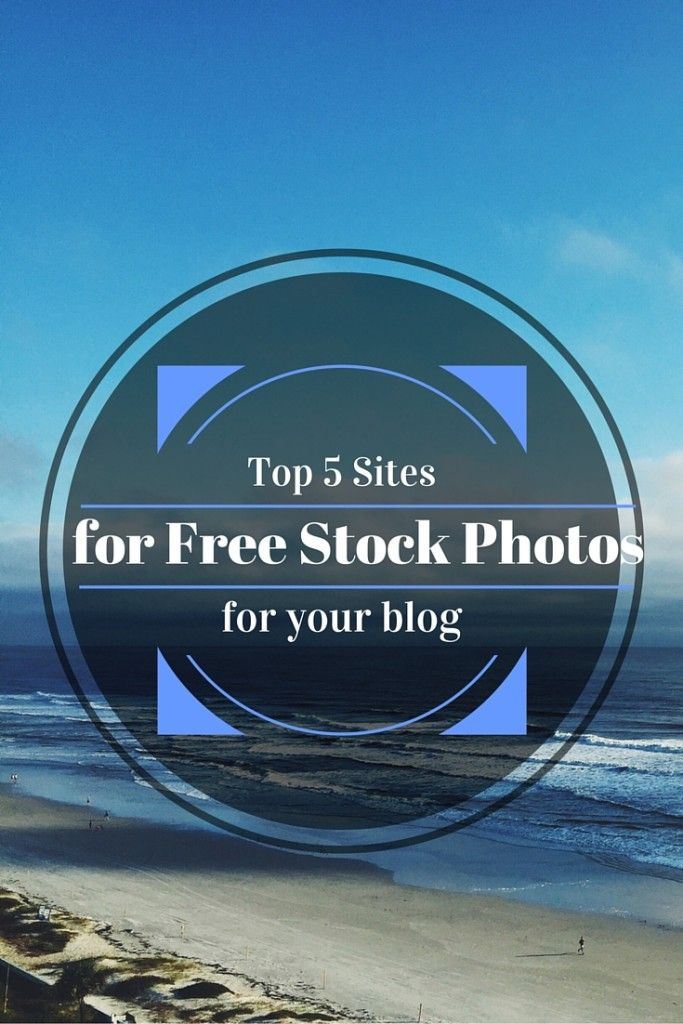 Top 5 Sites for Free Stock Photos for your blog - Blogging Tips - Jasmin Charlotte
