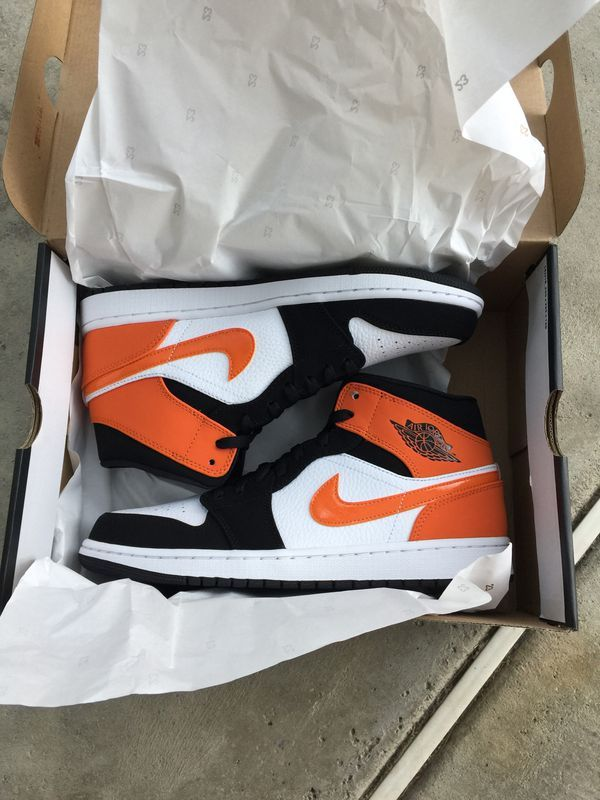 Air Jordan 1 Mid Shattered Backboard Sbb Sz 10 New Air Jordans
