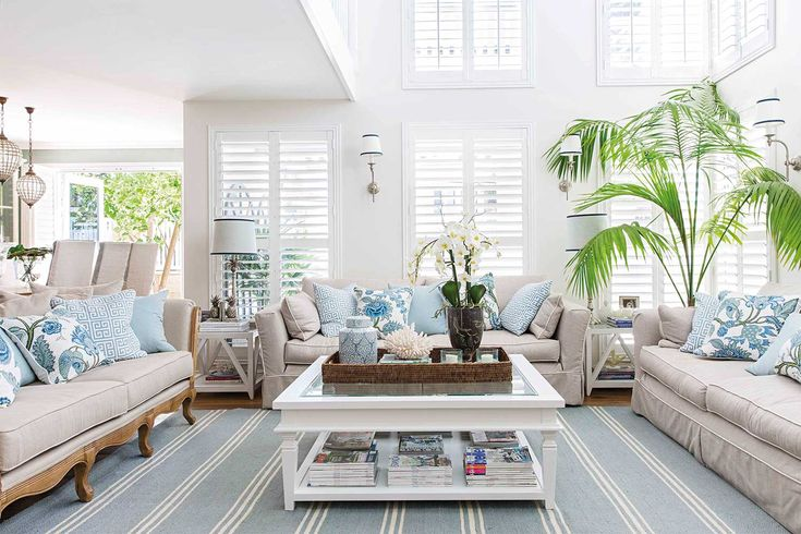 Best 25 Hamptons Living Room Ideas On Pinterest