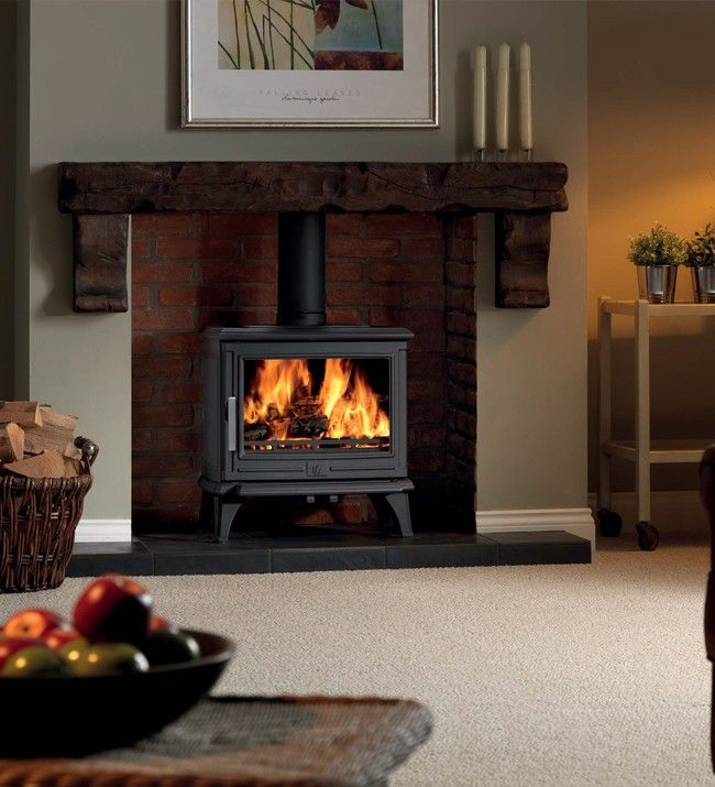 ACR Rowandale DEFRA Approved Multifuel Stove