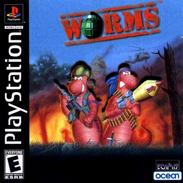 Worms - PS1