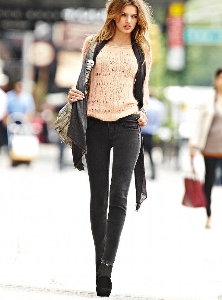 Bregje Heinen  For Victorias Secret Clothing 2012