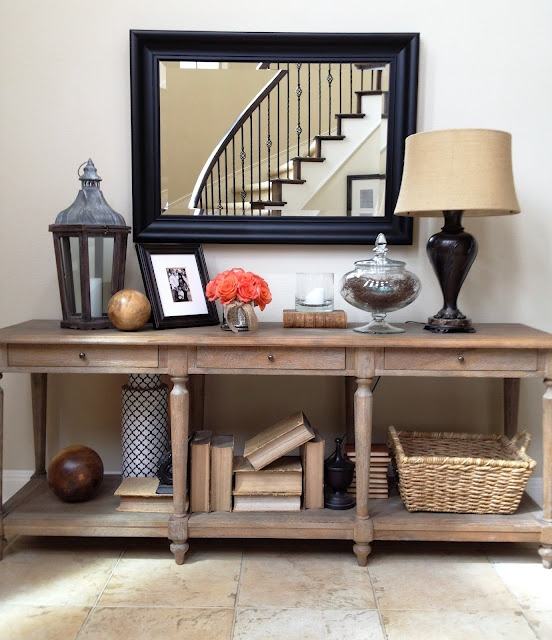 1000 images about entryway bliss on pinterest foyer - Table induction 4 foyers ...