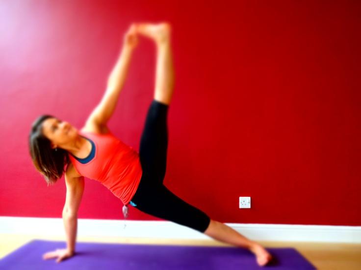 Vasisthasana | Week 3 Entries - Side Plank Pose ...