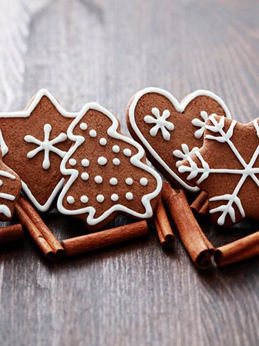 Recetas navideñas: galletas de jengibre y canela