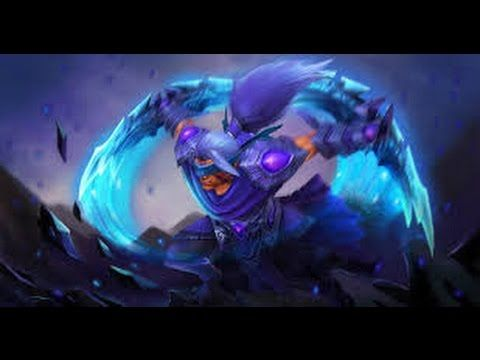 Dota 2 ability draft EXTREM FARMING Anti-mage