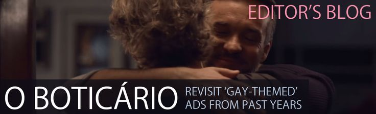 "Read more: https://www.luerzersarchive.com/en/features/editors-blog/a-look-back-at-gay-themed-advertising-from-past-years-874.html A look back at ""gay-themed"" advertising from past years Despite being 2015, a Brazilian ad that features same-sex couples has received an online backlash. Michael Weinzettl looks back at ""gay-themed"" advertising from past years. Last week we received an email from Rafael Gil of AlmapBBDO. Rafael holds the number three position in our magazine's Ranking of art…"