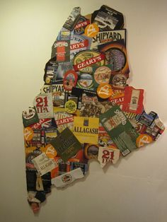 what to do with beer coasters - Google Search