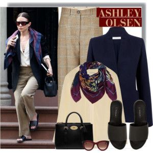 Ashley Olsen - Street Style