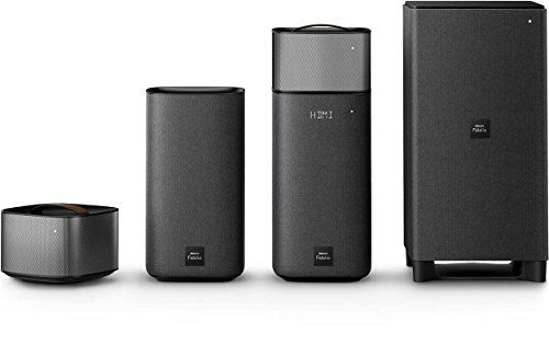 Philips E6/12 Fidelio Surround Sound Home Cinema System with Wireless Subwoofer (Bluetooth, Spotify Connect) No description (Barcode EAN = 4895185613215). http://www.comparestoreprices.co.uk/december-2016-3/philips-e6-12-fidelio-surround-sound-home-cinema-system-with-wireless-subwoofer-bluetooth-spotify-connect-.asp