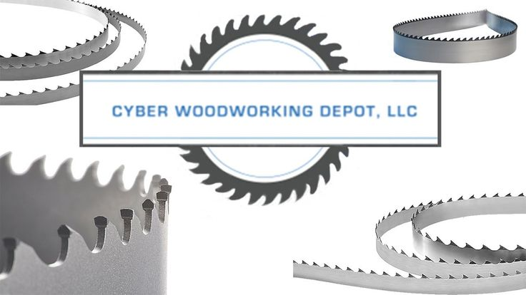Band Saw Blades - Wood Metal Band Saw Blades