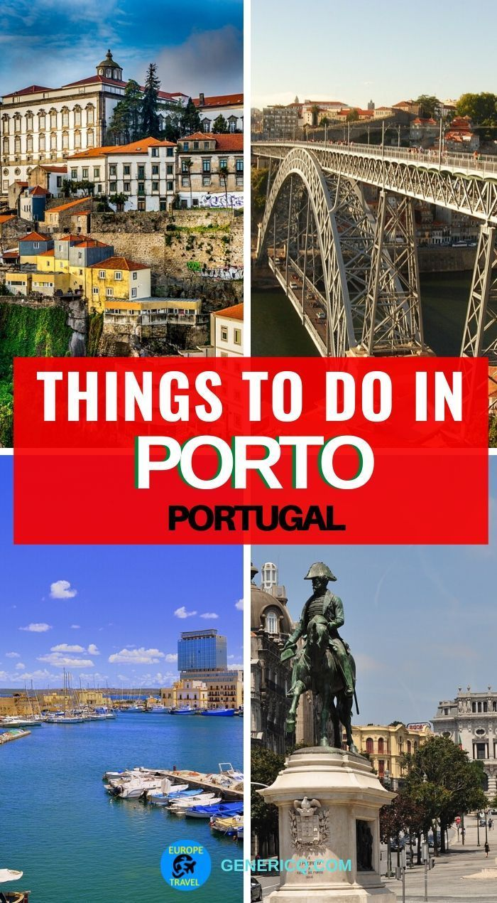 Things To Do In Porto Portugal Europe Travel In 2020 Europe Travel Portugal Travel Porto Portugal