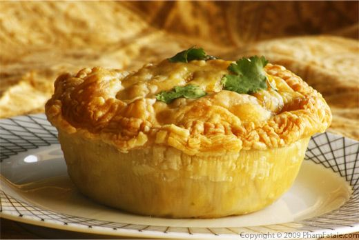 Great American Pot Pie Day  Proclaimed by Marie Callender's, today is the first-ever Great American Pot Pie Day. With the cooler Fall weather creeping in, it's the perfect time to enjoy a pot pie. From easy to complex, faux meat to straight up veggies, here are a a few delicious vegan pot pie recipes to feed your soul.